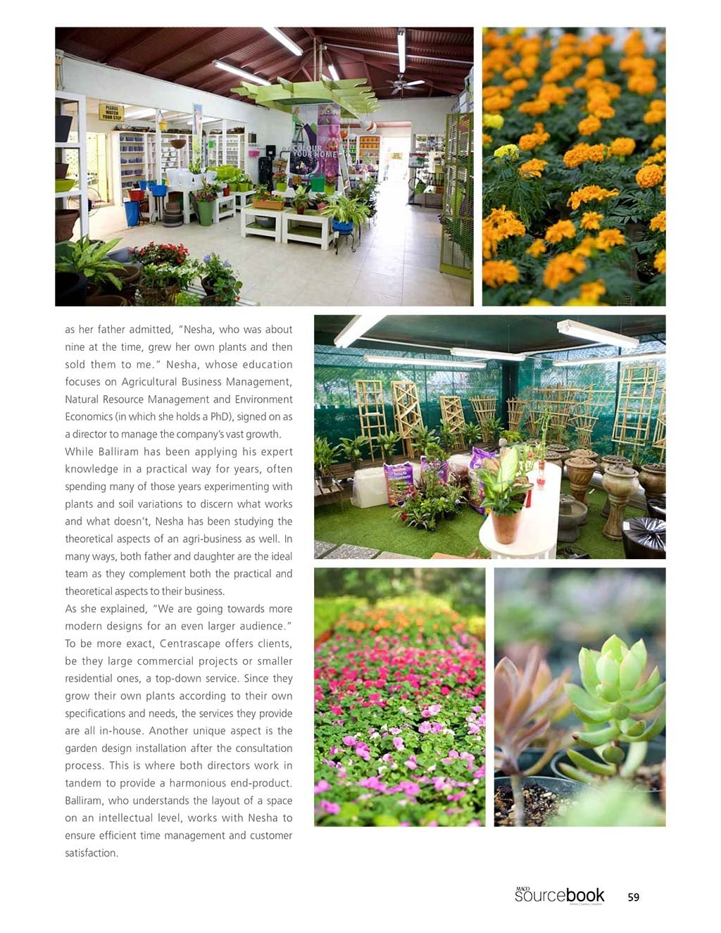 MACO Sourcebook - Centrascape Article - Page 2