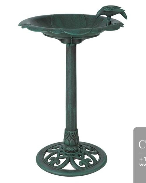 Centrascape - Accessories - Decorative Bird Bath
