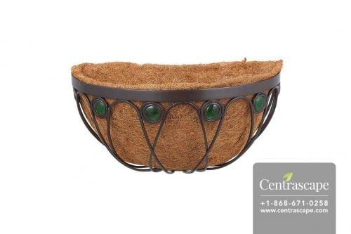 Centrascape - Baskets - Coconut Planter