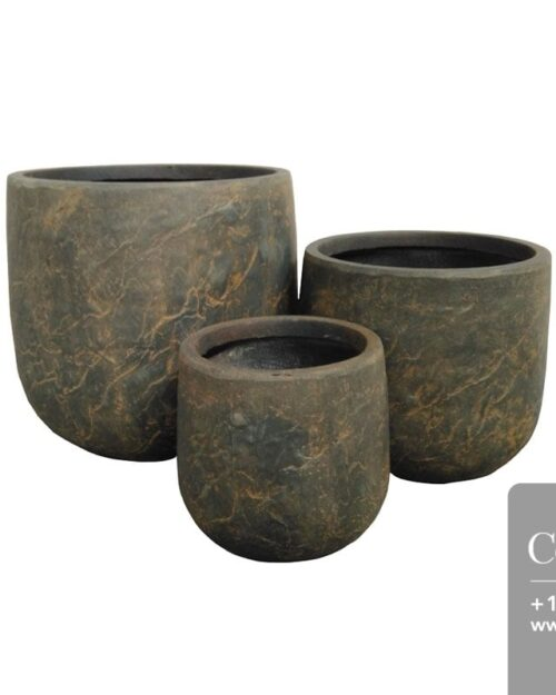 Centrascape - Pots - Atlas Round Patio Planter