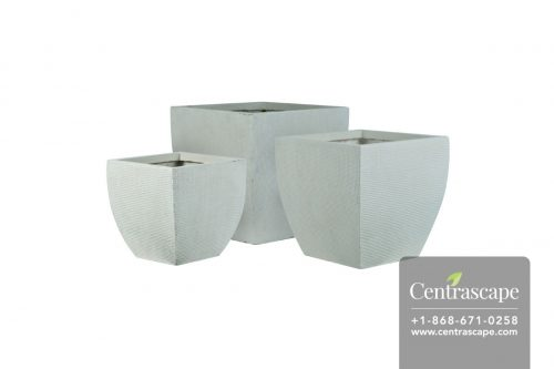 Centrascape - Pots - Nexus. Bowed Square
