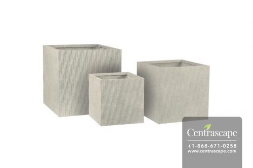 Centrascape - Pots - Origin Helix Square Patio Planter