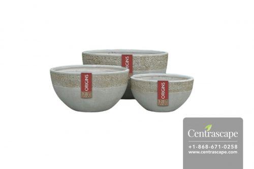 Centrascape - Pots - Oval Fiore
