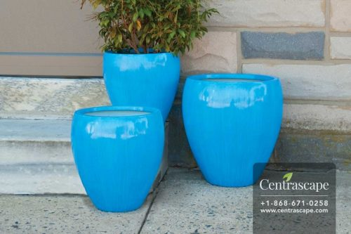 Centrascape - Pots - Round Contemporary Planter
