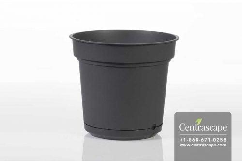 Centrascape - Pots - Round Flowerpot with Reservoir