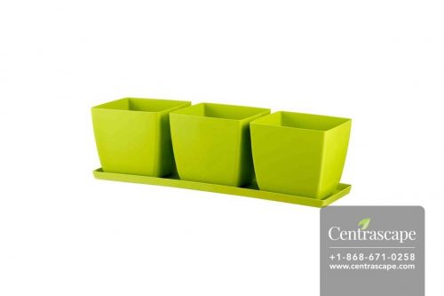Centrascape - Pots - Square Herb Pot