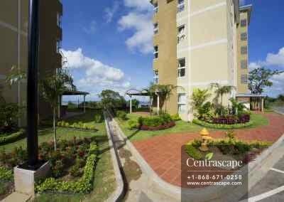 Centrascape - Projects - Cara Suites