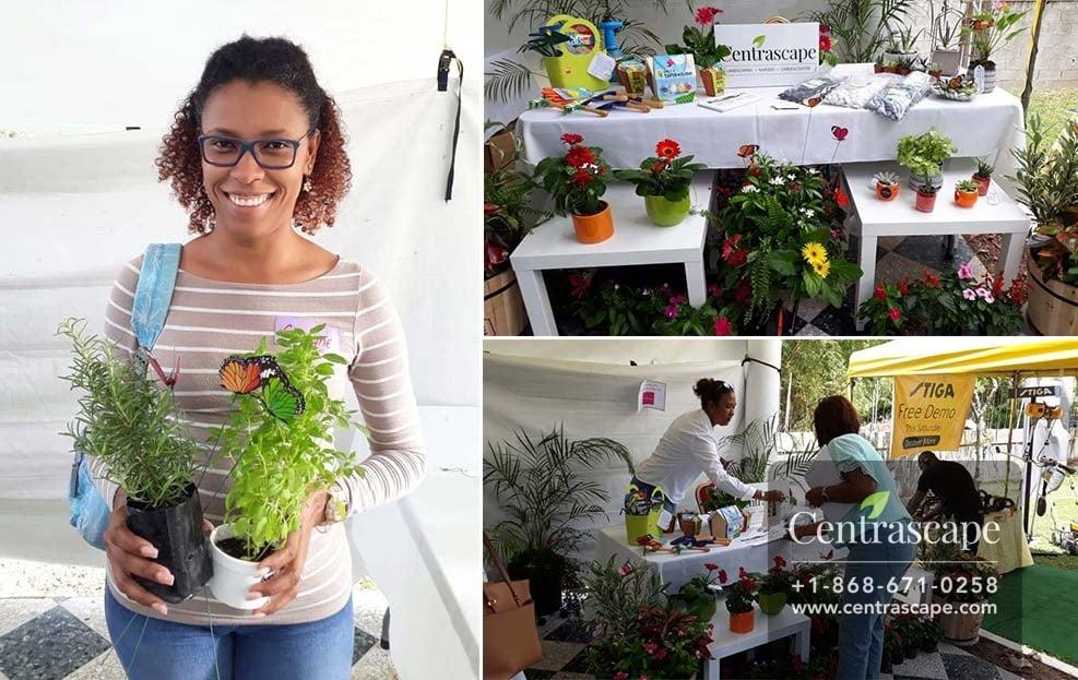 La Souce Landscaping and Gardening workshop.