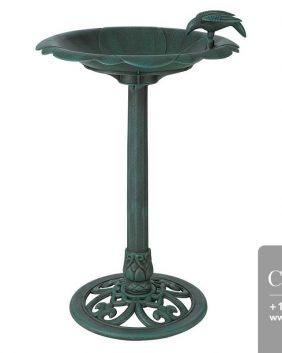Centrascape - Accessories - Decorative Bird Bath