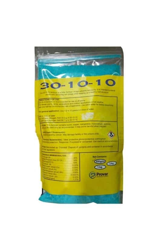 Centrascape - Fertilizers - 30-10-30