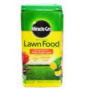 Centrascape - Fertilizers - Miracle Gro Lawn Food