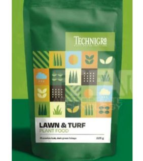 Centrascape - Fertilizers - TechniGro Lawn and Turf Plant Food