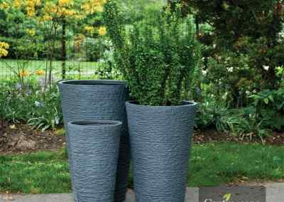 Centrascape - Pots - Mason Tall Round 2