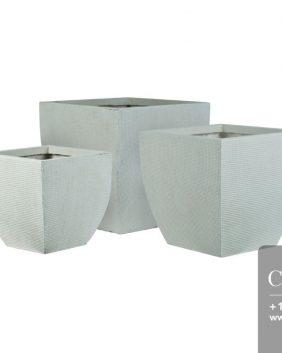 Centrascape - Pots - Nexus. Bowed Square
