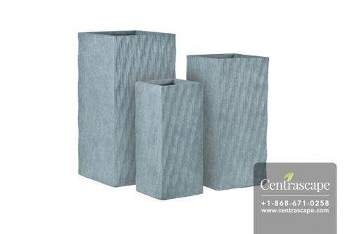 Centrascape - Pots - Origin Helix Tall Square Planter