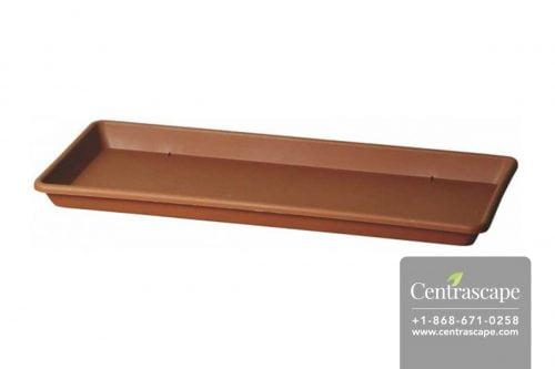 Centrascape - Pots - Rectangular Vase Tray