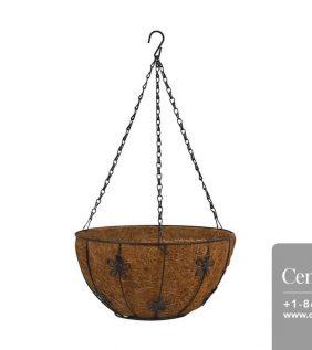 Centrascape - Pots - Round Daisy Hanging Basket