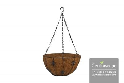 Centrascape - Pots - Round Daisy Hanging Basket