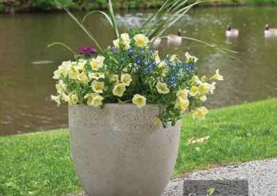 Centrascape - Pots - Round Fiore 1