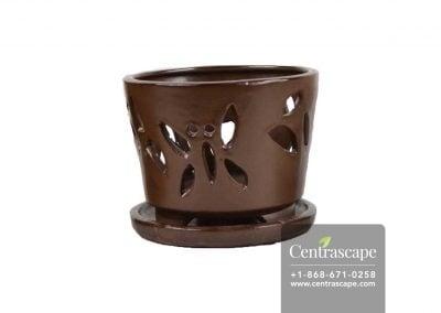 Centrascape - Pots - Round Orchid Pot