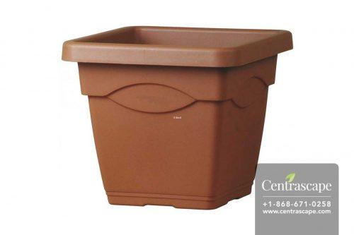 Centrascape - Pots - Square Plastic Garden Pot