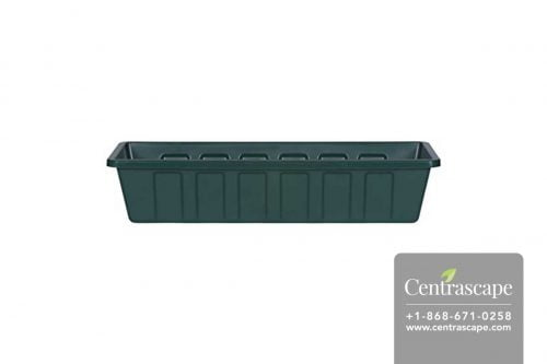 Centrascape - Pots - Superior Recycled Plastic Flower Box