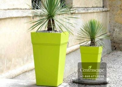 Centrascape - Pots - Tapered Square Planter