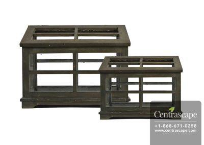 Centrascape - Pots - Terrarium Greenhouse