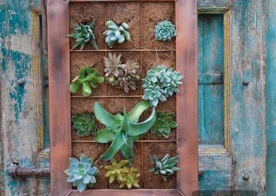 Centrascape - Pots - Vertical Wall Planter 1