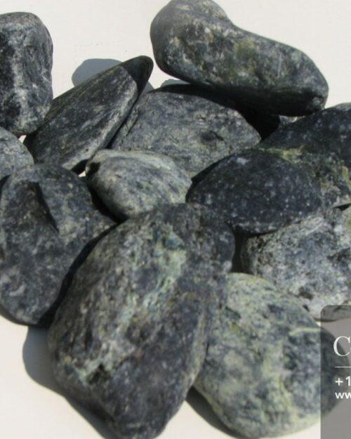 Centrascape - Verde Green Marble Pebbles