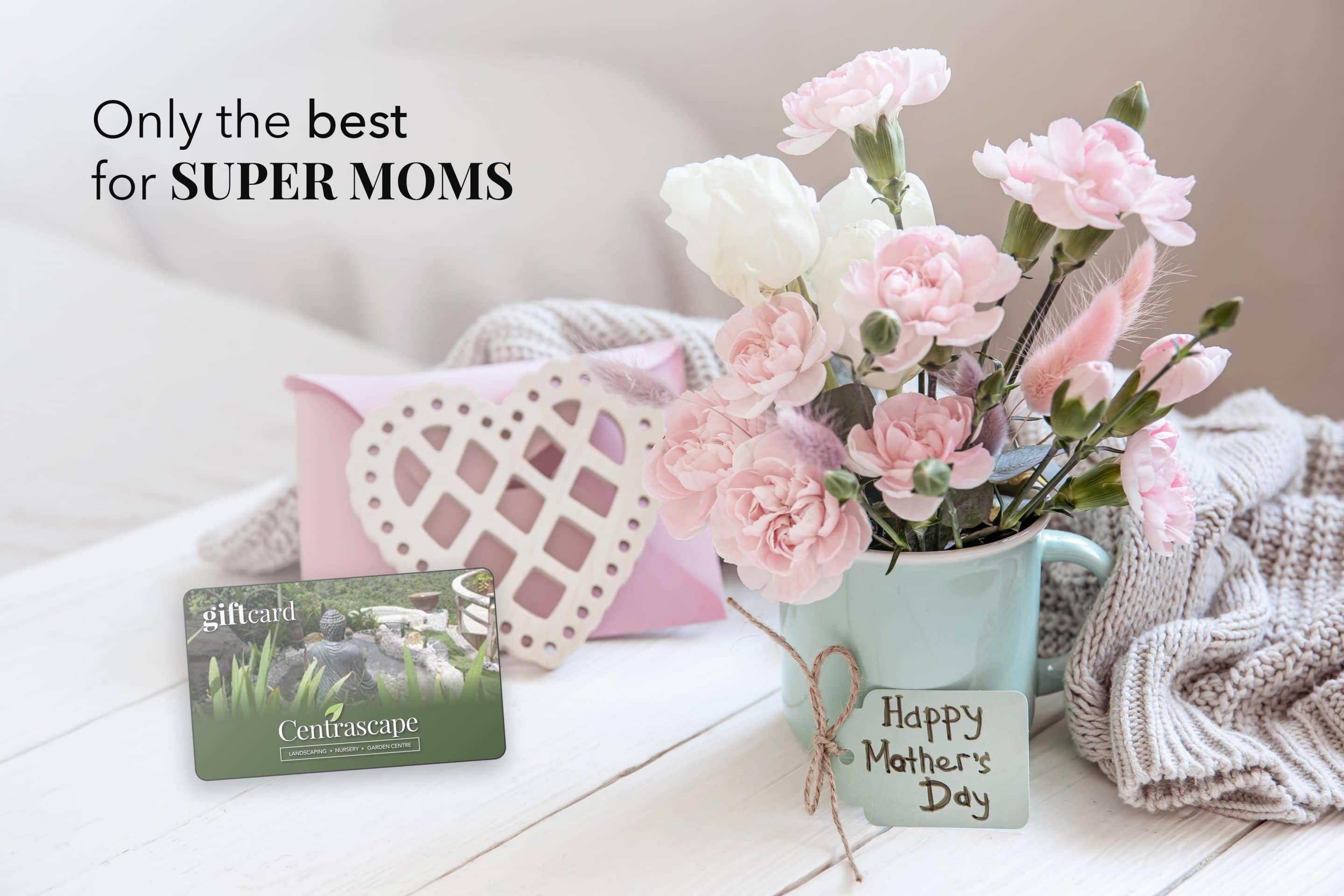 Centrascape Mothers' Day Gift Cards