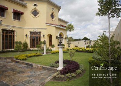 Spanish styled villa