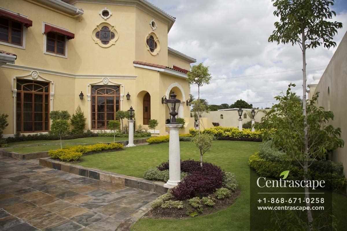 Centrascape - A Spanish style villa